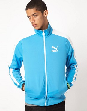 Image 1 ofPuma Track Jacket T7