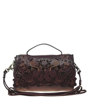 Image 1 ofAmused by Ameko Eden Echo Leather Handbag