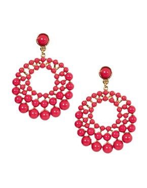 Image 1 ofNali Statement Beaded Earrings