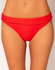 Freya Showboat Fold Over Bikini Bottom
