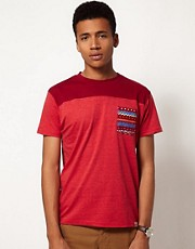 Bellfield Color Block T-Shirt