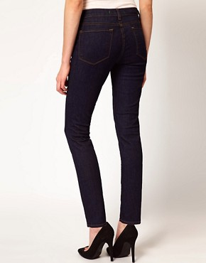 Image 2 ofJ Brand 811 Mid Rise Ankle Skinny Jeans