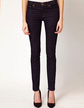 Image 4 ofJ Brand 811 Mid Rise Ankle Skinny Jeans
