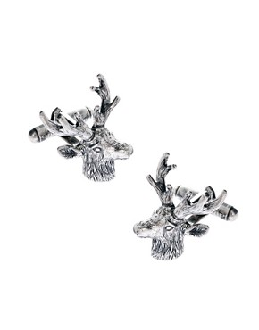 Image 1 ofTed Baker Stag Cufflinks
