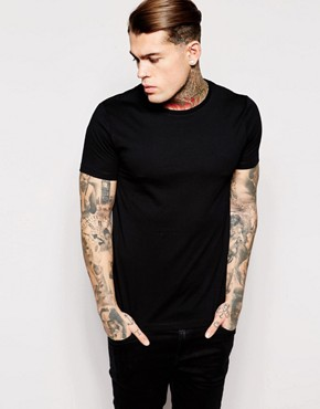 ASOS T-Shirt With Crew Neck