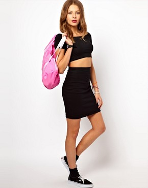 Image 1 ofAmerican Apparel Pencil Skirt