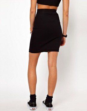 Image 2 ofAmerican Apparel Pencil Skirt
