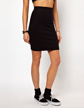 Image 4 ofAmerican Apparel Pencil Skirt