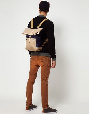 Image 3 of Tent Backpack Exclusive to ASOS