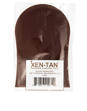 Image 2 ofXen-Tan Premium Sunless Tan Deluxe Tanning Mitt