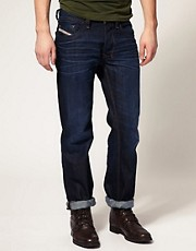 Diesel - Larkee 73N - Jeans dritti