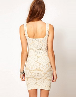 Image 2 ofFree People Medallion Bodycon Dress