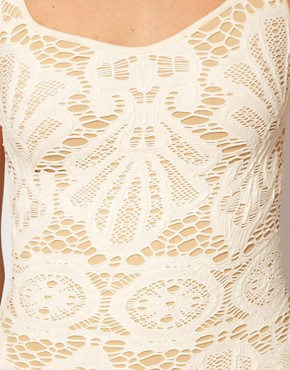 Image 3 ofFree People Medallion Bodycon Dress