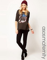 ASOS Maternity Full Length Soft Touch Leggings