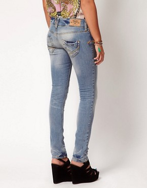 Image 2 ofRiver Island Skinny Molly Jeans