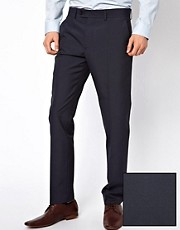 Caxton Skinny Fit Puppytooth Trousers
