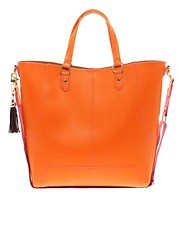 Paul&#39;s Boutique Leather Stella Shopper