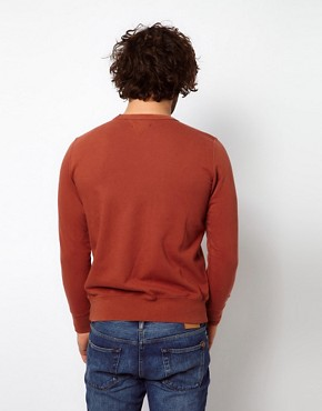 Image 2 ofPaul Smith Jeans Sweatshirt with Zebra