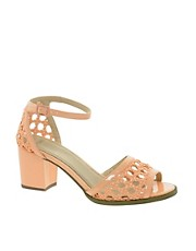 ASOS HOT SHOT Heeled Sandals