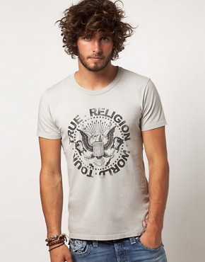 Image 1 ofTrue Religion Rock Away T Shirt