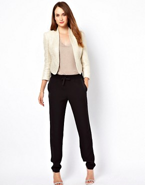 Image 4 ofTed Baker Metallic Boucle Jacket