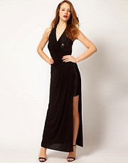 Coast Elliston Maxi Dress
