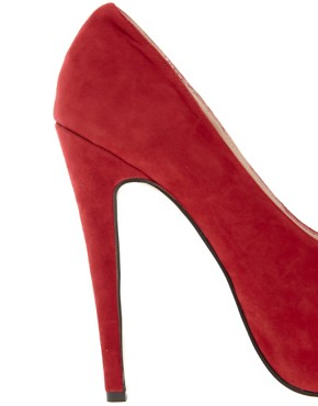 Image 2 ofSenso Vachel Hidden Platform Court Shoe