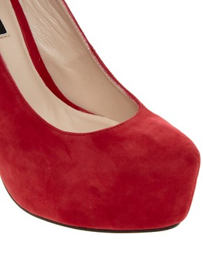 Image 3 ofSenso Vachel Hidden Platform Court Shoe