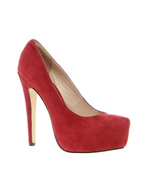 Image 1 ofSenso Vachel Hidden Platform Court Shoe
