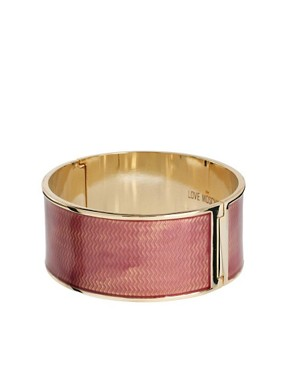 Image 2 of Love Moschino Large Colour Block Bracelet