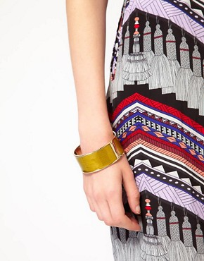 Image 3 of Love Moschino Large Colour Block Bracelet