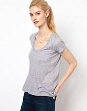 Splendid Light Jersey T-Shirt