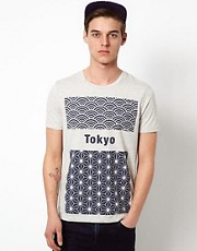 ASOS T-Shirt With Tokyo Print