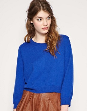 Image 1 ofASOS Cropped Jumper