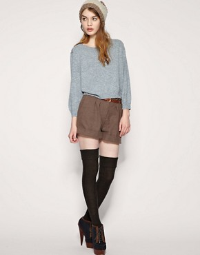 Image 4 ofASOS Cropped Jumper
