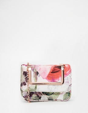 Ted Baker Paigey Pure Peony Across Body Clutch Bag