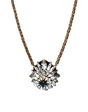 Shourouk Leitmotiv Argento Chain Necklace
