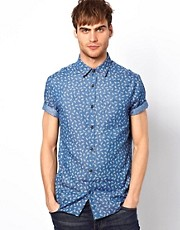 River Island Short Sleeve Shirt