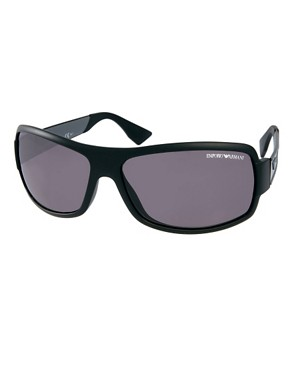 Image 1 ofEmporio Armani Wayfarer Sunglasses