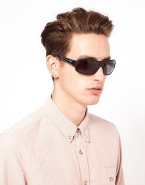 Image 3 ofEmporio Armani Wayfarer Sunglasses