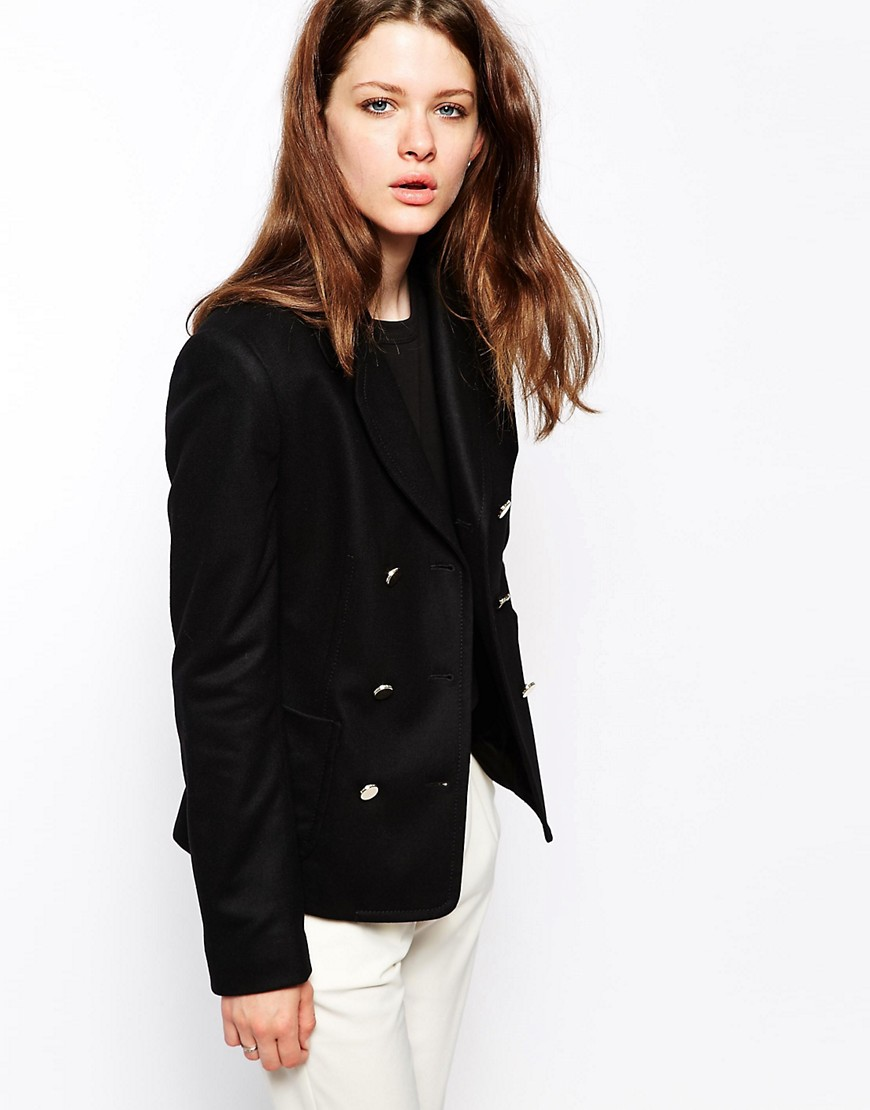 Image 1 of French Connection Asta Wool Jacket