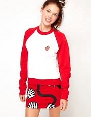 Lazy Oaf Cutie Pie Sweatshirt