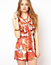 Jovonnista Chilli Playsuit