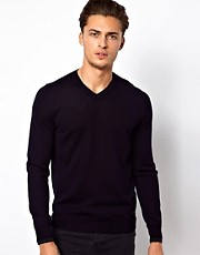 Calvin Klein Sweatshirt Merino Wool