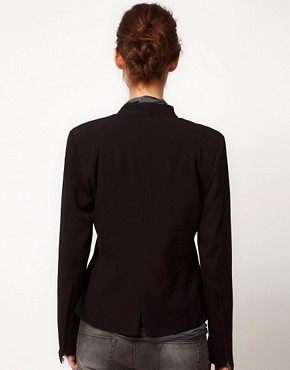 Image 2 ofImprovd Tailored Ponte Jacket