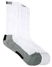 Calvin Klein 3 Pack Crew Socks