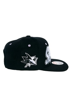Image 4 ofZephyr Sharks Pastel Snapback Cap