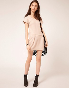 Image 4 ofBy Zoe Track Shift Dress