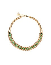 John &amp; Pearl Polly Necklace