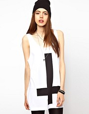 Kill Star Cross Longline Vest